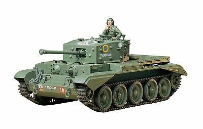 35221 Tamiya British Cromwell Mk.Ii 1/35th Plastic Kit 1/35 Military Model Tank