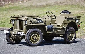 WANTED: Willys MB or Ford GPW 1942-1945