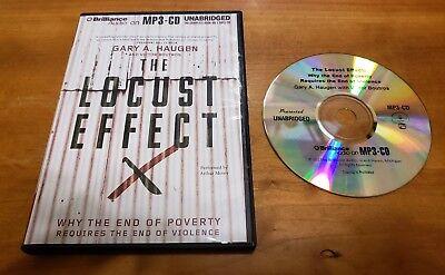The Locust Effect by Gary A. Haugen (MP3-CD Audiobook,