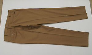 POLO RALPH LAUREN Men Stretch Custom Fit Dress Pants NEW NWT $89.50