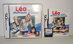 Jeu nintendo ds ds lite dsi xl lea passion maitresse d for Lea passion decoration