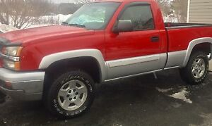2004 Chevrolet Silverado 4x4 Short Box $8995 Mint!!