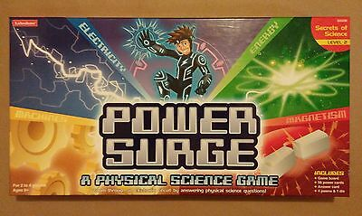 Power Surge: A Physical Science Game - Lakeshore - Secrets of Science Level 2