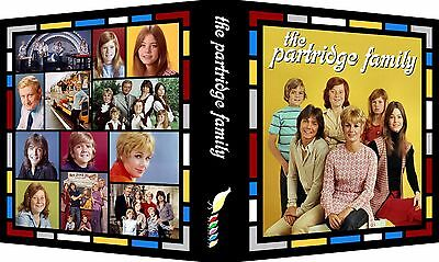 THE PARTRIDGE FAMILY Custom Photo Album Trading Card 3-Ring Binder](Custom Photo Cards)