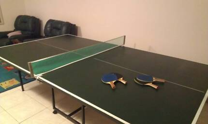 Table Tennis / Ping Pong Table Turramurra Ku-ring-gai Area Preview