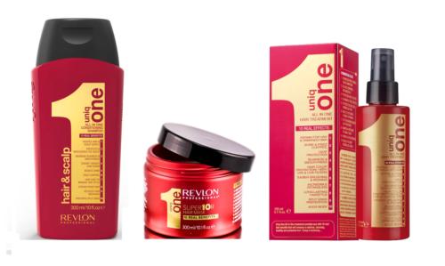 Revlon Uniq 1 All In One Conditioning Shampoo 300ml, Hair Ma