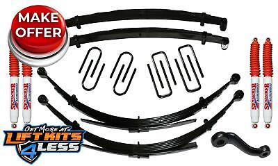 "Skyjacker 8"" LiftKit w/Hydro Shk for 74-93 Dodge Ramcharger/Plymouth Trailduster"