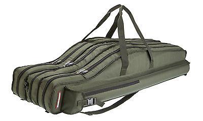 Cormoran Rutentasche 155cm mit 3 Rutenabteilungen Rutenfutteral 65-09350