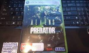 aliens vs predator xbox 360 game complete Woodville West Charles Sturt Area Preview