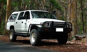 Toyota Hilux 3 litr TURBO diesel manual DualCab Canopy Negotiable Claremont Nedlands Area Preview