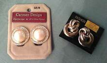 Earrings - clip-on - Good Condition Tamworth Tamworth City Preview