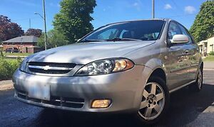 2005 Chevrolet Optra5 *Safetied - Etest* *SUNROOF*