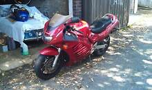 Suzuki RF900 Burgundy/Red for sale - for parts or repair Ashfield Ashfield Area Preview