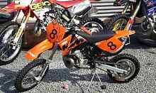 2007 ktm 50sx pro senior Hobart CBD Hobart City Preview