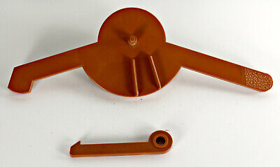 MOTU Masters of the Universe He-Man Fright Zone Lever Gate Accessory Part Lot