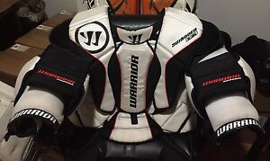 WARRIOR GOALIE CHEST PROTECTOR