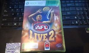 afl live 2 xbox 360 game complete Woodville West Charles Sturt Area Preview