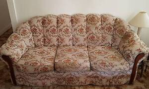 Lounge Suite - 3 Seater and 2 Arm chairs - Deceased Estate Marrickville Marrickville Area Preview