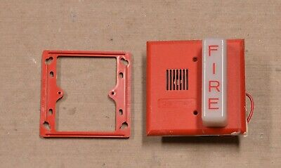 Gentex Gx-90s-4 Fire Alarm Horn Strobe