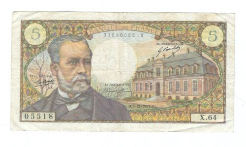 France - 5 Francs, 1967