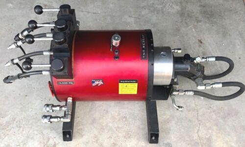 TNT Rescue PTO 10,500 PSI 549020 Quad Pump
