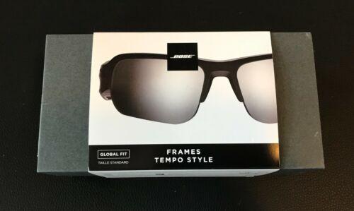Bose Glasses Polarized Sport Sunglasses, Black, Temple Length: 172.5 mm | Temple