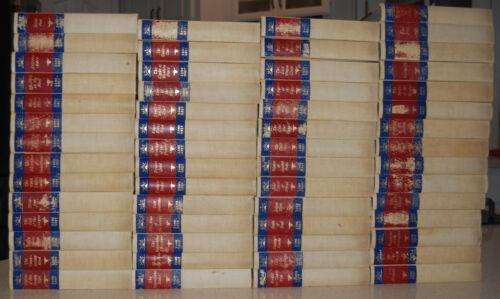 Zane Grey lot- Vintage Walter J. Black Editions - 57 Titles - Smoke Free