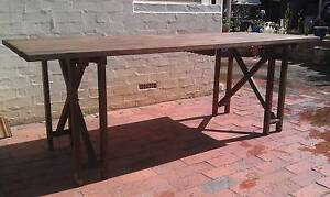 Jarrah table South Perth South Perth Area Preview