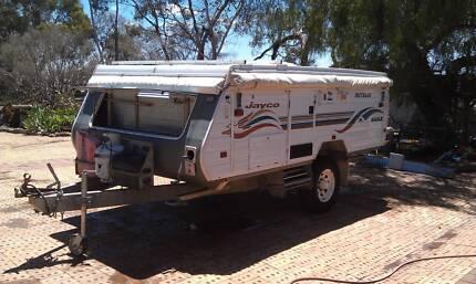 2001 Jayco Eagle Outback