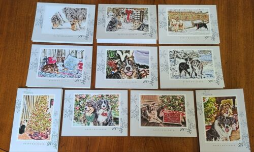 Aussie Rescue - Holiday cards (blank inside)