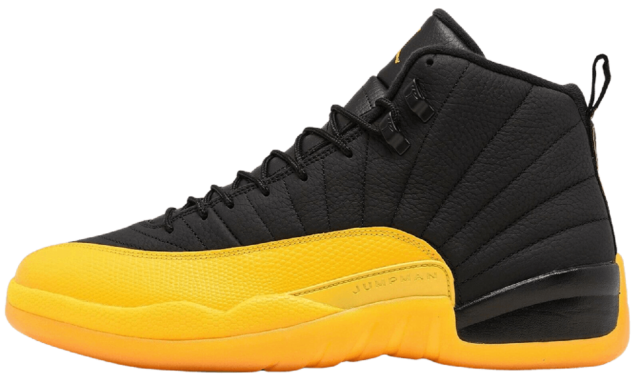 Air Jordan 12 Gold