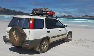 1998 Honda CR-V Wagon Perth Perth City Area Preview