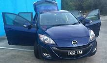 2010 Mazda 3 SP25 Hatchback, RWC, REGO and Low KM's Meadow Heights Hume Area Preview