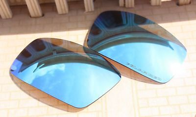 BVANQ Polarized Lenses Replacement for-Oakley Canteen (2006) Sunglasses- Blue for sale  USA