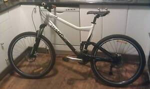 GIANT Yukon FX Dual Suspension Mountain Bike.. Caringbah Sutherland Area Preview