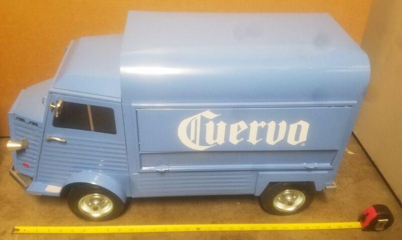 OFFICIAL Jose Cuervo Taco / Food Truck - Pole Topper Display Bar Mancave