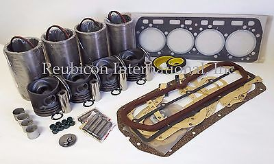 Mahindra Tractor Engine Repair Kit 4 Cylinder Di Model -0068