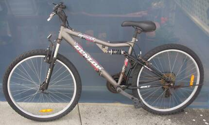 MENS FULLY ADJUSTABLE SUSPENSION BIKE Falcon Mandurah Area Preview