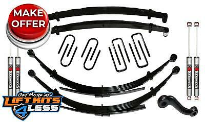 "Skyjacker 8"" Lift Kit w/M95 Shks for 74-93 Dodge Ramcharger/Plymouth Trailduster"