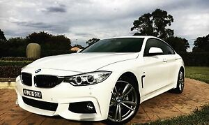 2016 BMW 430i Gran Coupe M SPORT Redfern Inner Sydney Preview