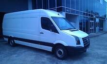 VAN WITH Work. Volkswagen Crafter. High Roof. Manual. Southport Gold Coast City Preview
