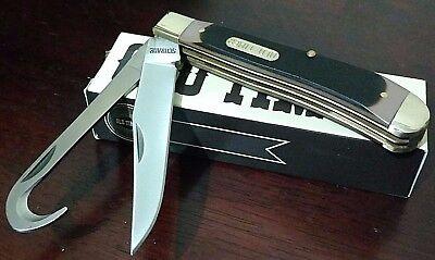 SCHRADE OLD TIMER BIRD & TROUT HUNTING POCKET KNIFE !!!