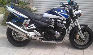 SUZUKI GSX 1400 11/04 GSX1400 Wellington Point Redland Area Preview