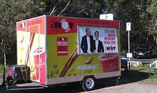 Lifestyle Business, Smoothie, Juice & Coffee Trailer for Sale Pacific Paradise Maroochydore Area Preview
