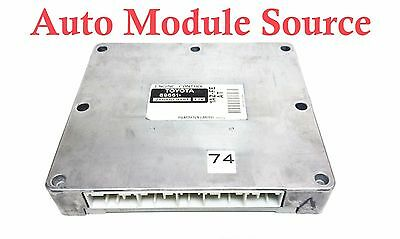 89661-42890 - Engine Control Module / Computer 2003 TOYOTA RAV 4 ECM ECU PCM