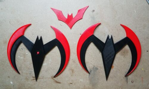 Batman Beyond Batarang (3d Printed)