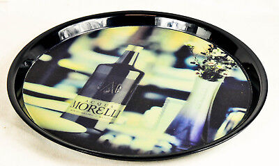 Acqua Morelli, Wasser, Serviertablett, Kellnertablett rund
