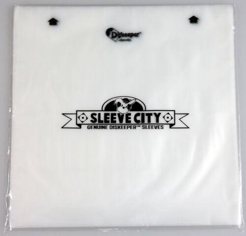 Diskeeper 2.0 Anti-Static Record Sleeves (50 Pack)