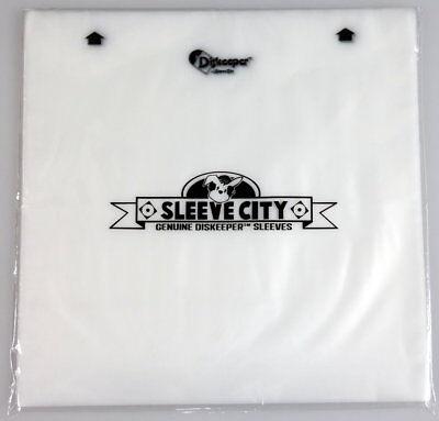 - Diskeeper 2.0 Anti-Static Record Sleeves (50 Pack)