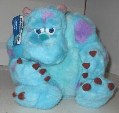 Disney Store Monster's Inc Sully Plush Stuffed Animal James P Sullivan w/ Tag  ()